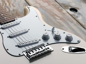 electric guitar technology