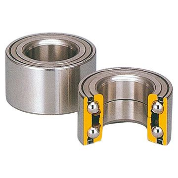 Automotive-Bearing-Double-Row-Angular-Contact-Ball-Bearing