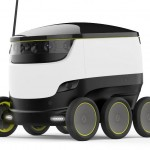 personal delivery robot