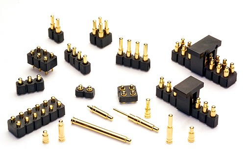 Gold plated connectors
