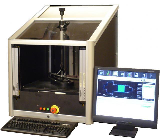 General Inspection - Laser Lab 3D Inspection