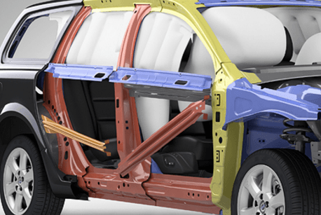 Crash Engineering - SUV Frame