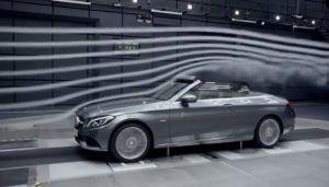 Mercedes aerodynamics basics