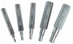 swaging used in tooling