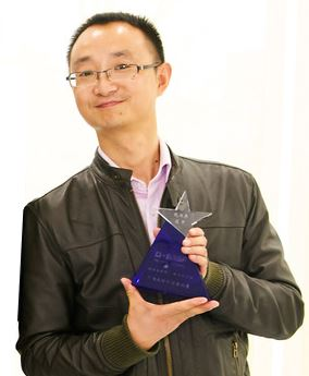 Alex Zhe, Designer of the Future