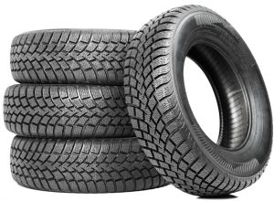 compression molding - car tyres