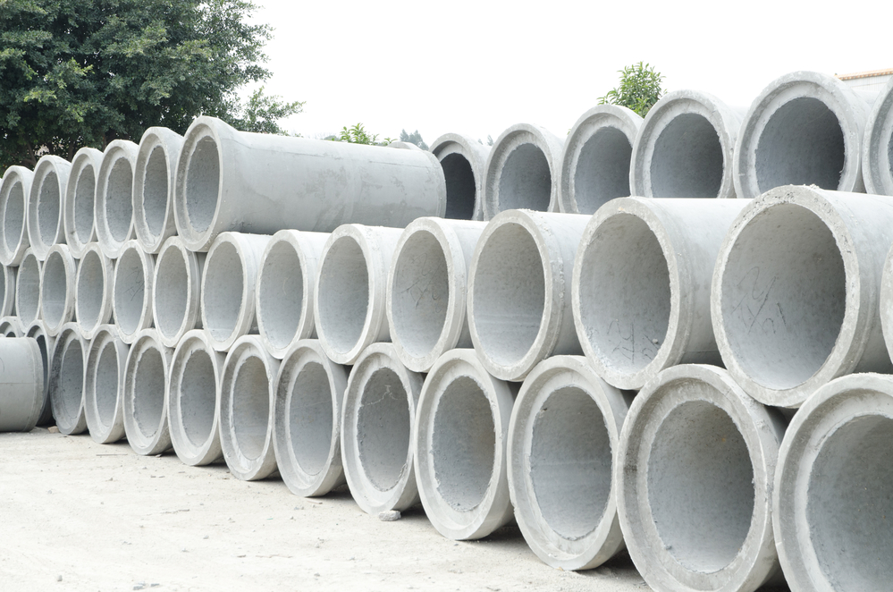 centrifugal casting - concrete pipes