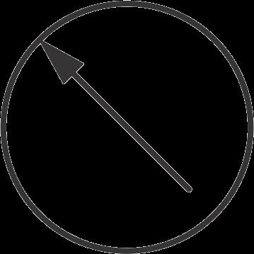 hydraulic symbols - pressure indicator
