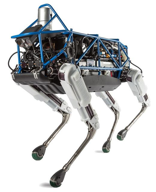 SpotMini's big brother, Spot from Boston Dynamics