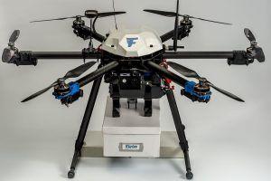 Flirtey delivery drone