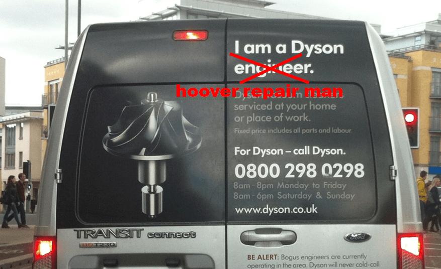 dyson-hoover-repair-man