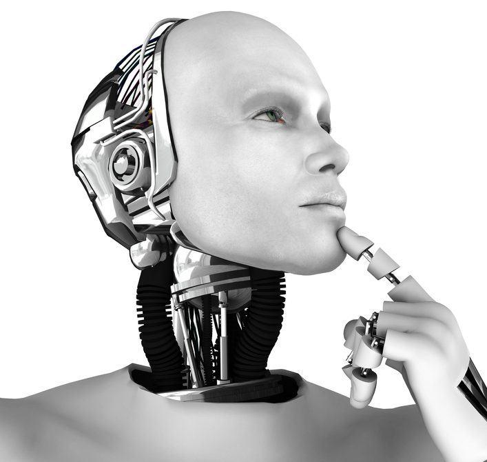 will robotics outclass humans?