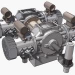 bourke engine animation