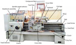 Center Lathe