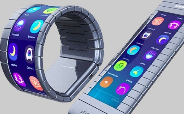 bendable smartphone