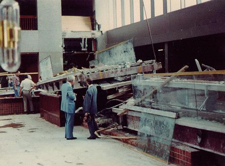 Engineering Disasters Hyatt Regency Walkway Collapse