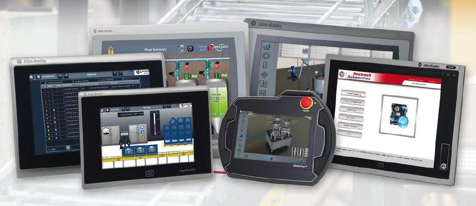 PanelView display terminals