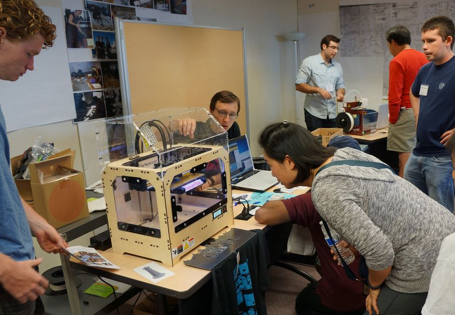 makerspaces in universities