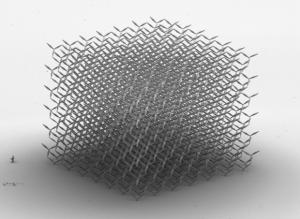 pentamode metamaterials