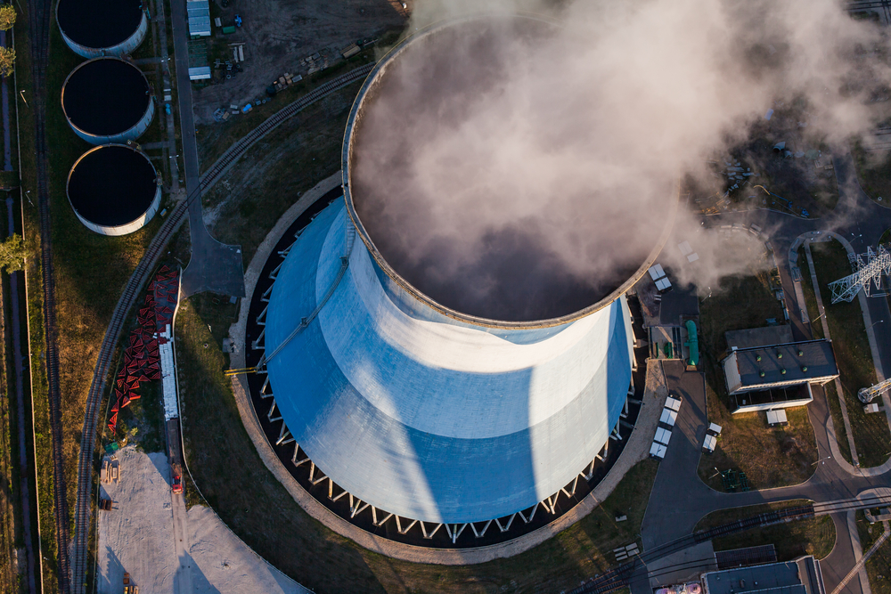 cooling tower how they work