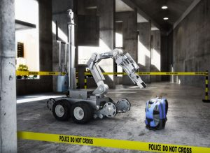 robotics for humanitarian purposes