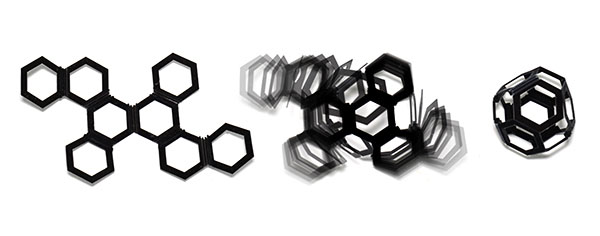Self Assembling Engineering Materials - Photo Credit: MIT Self Assembly Lab
