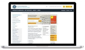 ASTM - a great alternative to matweb