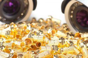Gold engineering alloys