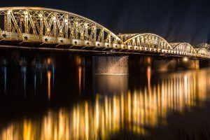 main parts of a bridge