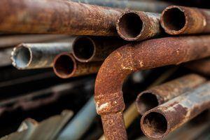 ferrous metals rust