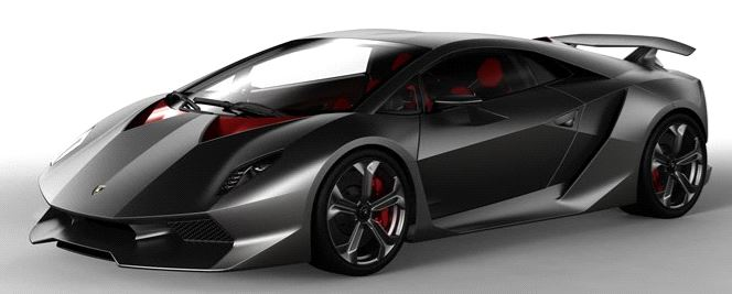 Lamborghini Sesto Elemento: Forged Composites showcase