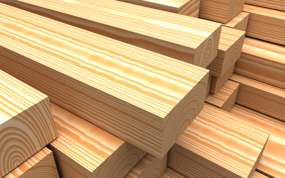 density of wood