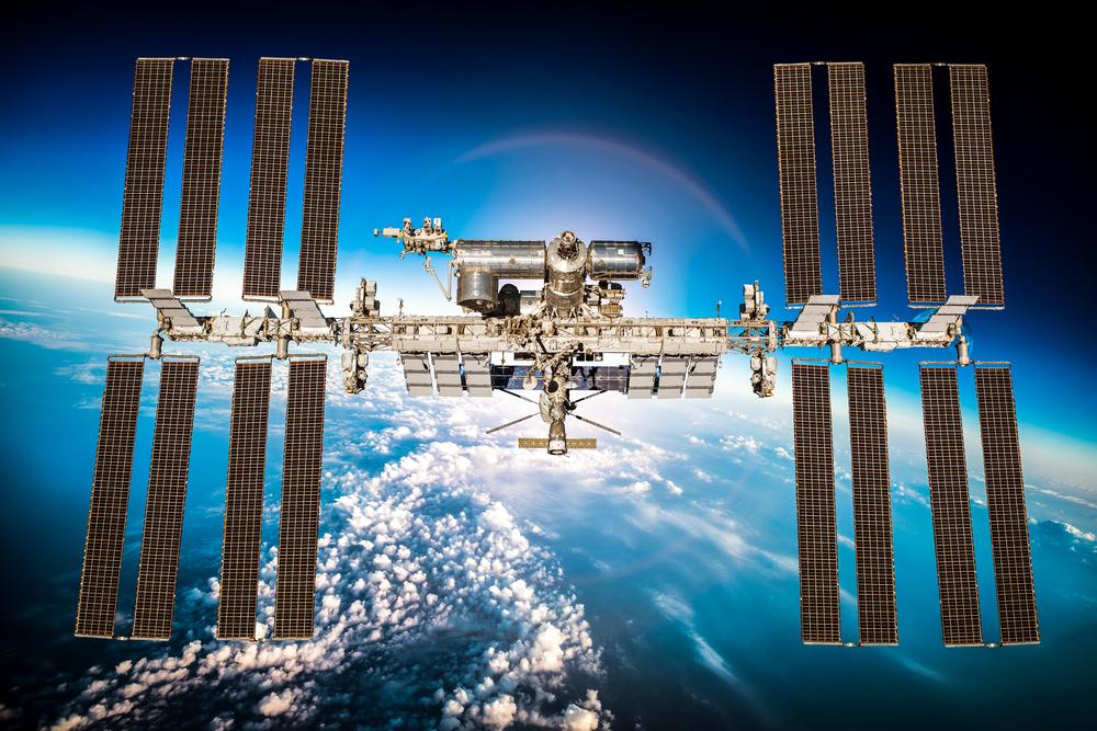 women in ISS