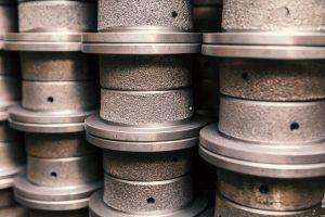 772 aluminium alloy parts