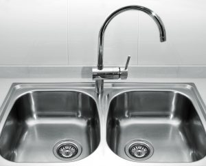 AISI 304 stainless steel kitchen sink