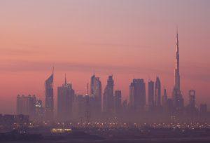 Burj Khalifa Skyscraper - dubai