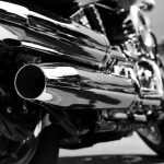 Chrome plating - motorcycle parts