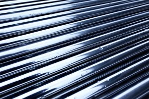Chrome plating - metal tubing