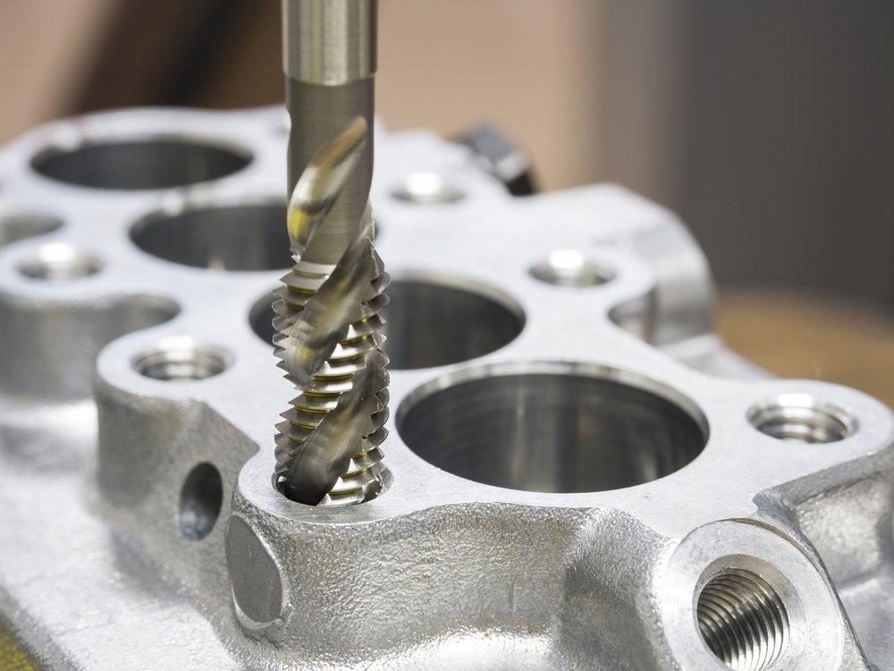 tap drill diameters