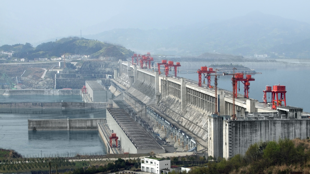 Great Engineering Feats - Three Gorges Dam