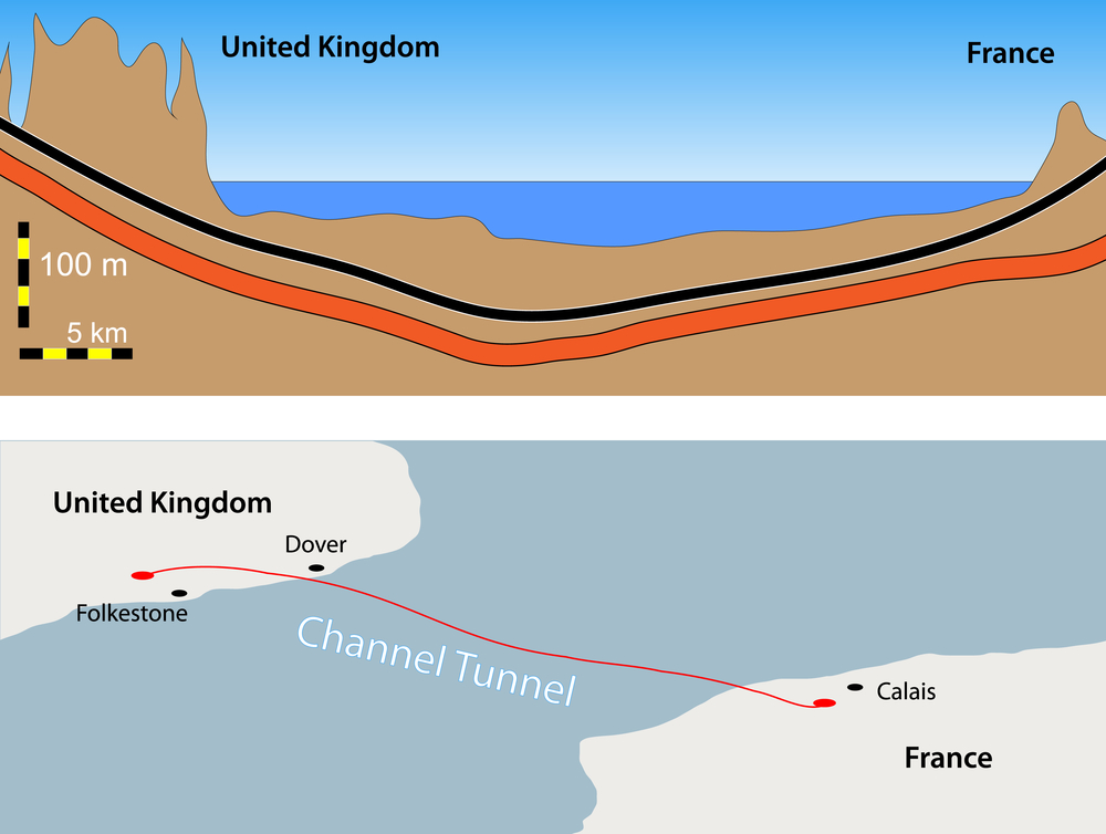 Great Engineering Feats - Channel Tunnel