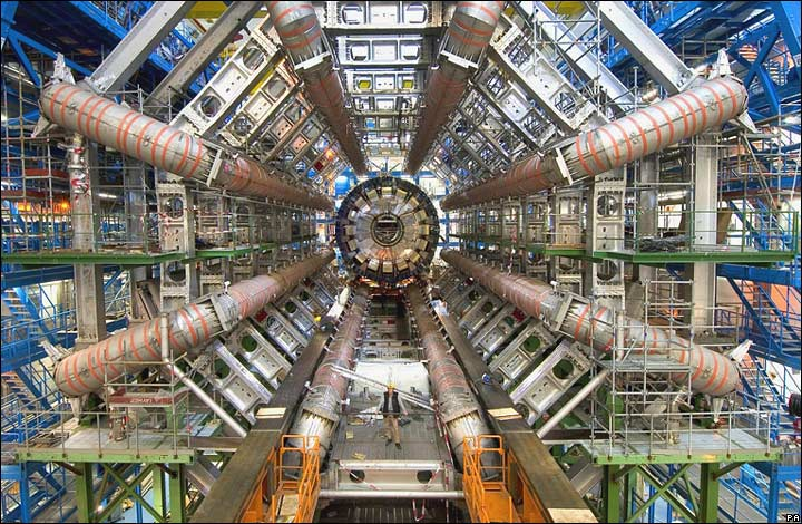 Great Engineering Feats- large hadron collider