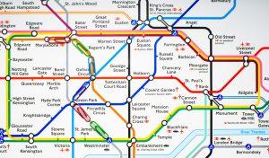 Great Engineering Feats - London underground