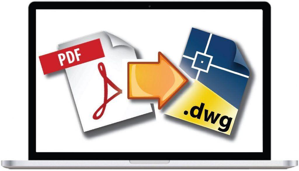 convert pdf to dwg free