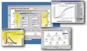 hydroCAD screenshots