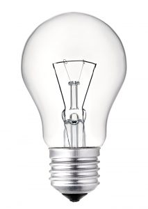 innovative products - light bulb