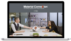 material connexion - material database