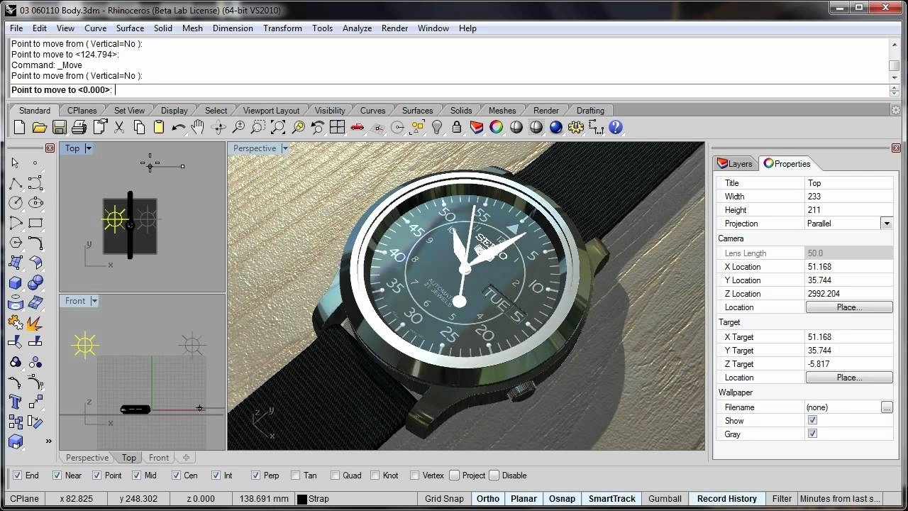 Rhino CAD - Review and 2018 Latest Pricing | EngineeringClicks