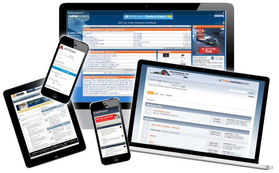 Top 5 CAD forums