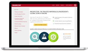 ul prospector - material database